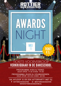Awards night @ Rottier Dancemasters | Roosendaal | Noord-Brabant | Nederland